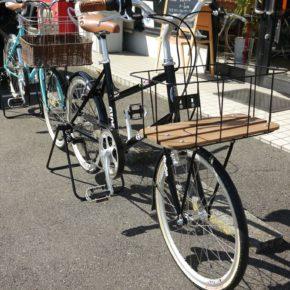 ちょっとしたカスタムでこんな自転車ができます。GIOS PULMIANO編