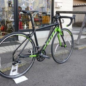 春ですね!自転車乗りませんか? 初めての方に最適なお買い得自転車入荷です。