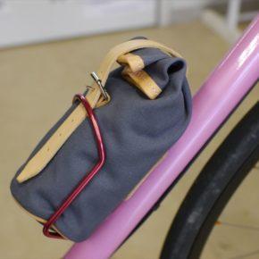 ちょっとレトロな感じのバッグやライトいかがですか?グランボア ジルベルトゥ取り扱いしております。
